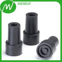 Profissional Custom Design Black Rubber Conductive Tips