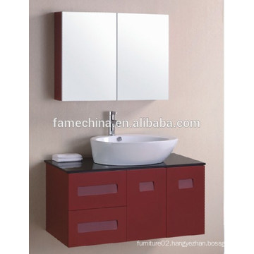 wall bathroom cabinet black and red colored bath cabinet vanity