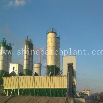 High Capacity Concrete Mixing Equipment