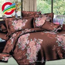 Atacado 100% poliéster disperse impressão ampla largura folha de cama tecido