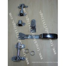 Cargo Trailer Cam Lock Door Latch, truck body parts