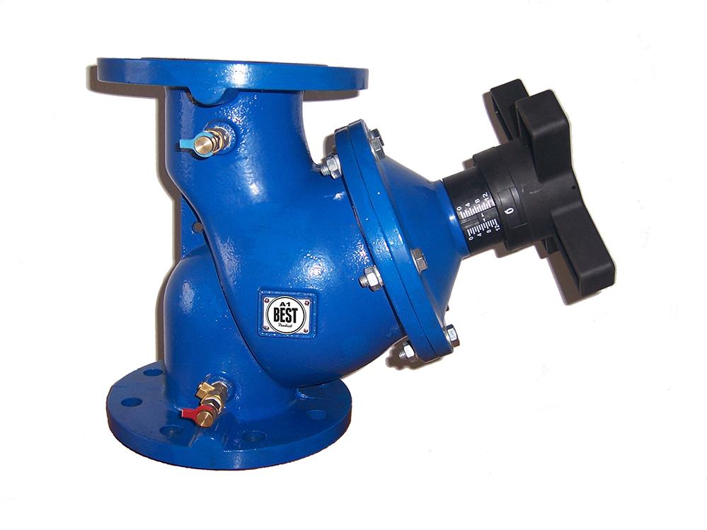 Hydraulic Automatic Pressure Manual Balancing Valve