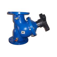 Válvula de equilibrio hidráulico de hierro fundido