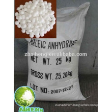 China Supplier Maleic Anhydride For Surface-active substances