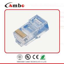 Conector UTP cat7 rj12