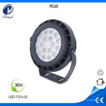 Промышленные уличные водонепроницаемые светодиодные прожекторы