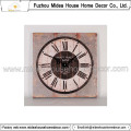 Shabby Chic Clocks Home Decor Large Wall Clock