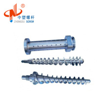 Cold Feed Rubber Screw Barrel for Plastic Extruder