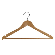 Hot Sale Wooden Hangers Custom Wood Suit Hanger