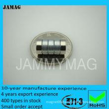 D12H10 motor wind turbine n48 neodymium magnet