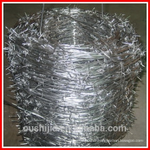 Galvanisé pvc barbed Wire