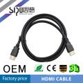 SIPU fábrica al por mayor 30AWG-24AWG CCS oro 1.5 m conecta 1.3v hdmi cable
