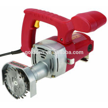 "85mm 3-3/8"" 700W Handheld Floor Wood Cutting Circular Saw Machine Portable Electric Power Toe-Kick Saw"