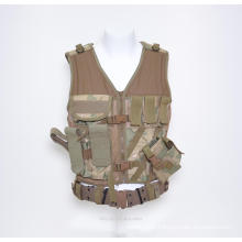AK military tactical molle vest plate carrier
