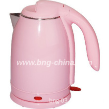 Best Plastic kettle , Double Wall Electric Kettle,