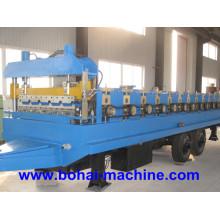 Hoja de acero de Bohai que forma la máquina