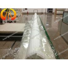 6m высокая прозрачность глянца майларовая полиэфирная пленка 23-350 мкм