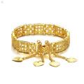 2018 Neue Ankunft Produkte modisches Geschenk Hohle weibliche vergoldet Armband