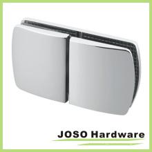Vidrio al vidrio 180 grados de latón de la ducha fuerte abrazadera (BC502-180)