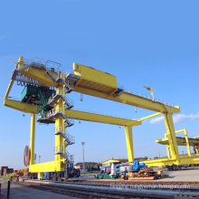 30 ton container yard gantry cranes for container lifting