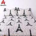 Запас ткани, дешевое цена микрофибры постельные принадлежности,пигмент печатных постельных принадлежностей