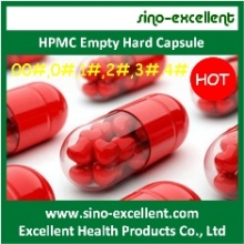 High Quality HPMC Empty Hard Capsule