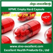 Haute capacité HPMC Empty Hard Capsule