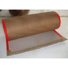 High Temperature Resistant PTFE Mesh Conveyor Belt