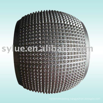 Stainless steel squeeze coconut machine parts