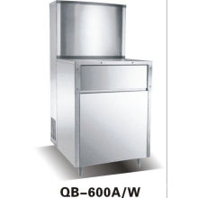 Silver 227kg Self - Monitoring Ice Block Maker With Heavy Loading Leg