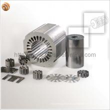 C5 50W800 Laminaciones del estator del motor Hoja usada del acero eléctrico del silicio de Jiangsu