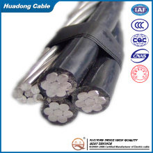 35mm2 Aluminum Aerial Boulded Service Drop Cable (ABC Cable)