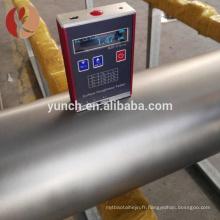 cible de pulvérisation de titane de tube de plaque ronde de haute qualité
