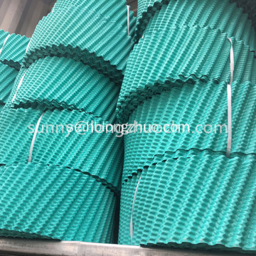 200mm Round Cooling Tower PVC Fill Pack