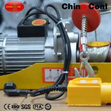 Pequeño elevador eléctrico del alzamiento del cable del coche auto del estándar de Ce