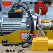 Treuil électrique de grue de câble de petite voiture automatique de Ce Ce