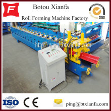 High Class Color Steel Ridge Tile Steel Rolling Equipment