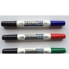 Whiteboard Marker with Double Tip