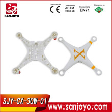 Spare Parts of Cheerson CX-30W FIGHTER BODY parts drone model,wifi control quadcopter spare parts