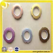 Сделано в Китае Пластиковые цветные проушины из нержавеющей стали
