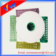 100 % Polyester Sewing Thread Semi-Dull Heat Set Ne 44 / 2