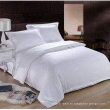 Cubierta de cama de tela del algodón del hotel de las ventas calientes de Shangai DPF (DPFB8006)