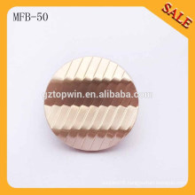 MFB50 Metal Shank Military Buttons Sewing Button for garment 18mm