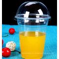 Taza descartable del animal doméstico de la bebida fría, taza del animal doméstico de 98m m para el jugo, taza plástica