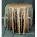Table covers, chameleon pintuck table cover,hotel/banquet/wedding/party table linen