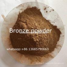 poudre d'or-bronze riche à base d'eau