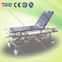 Thr Qualitäts-Krankenhaus-Edelstahl-Transport-Bahre