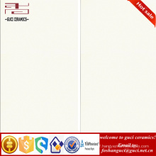 1800x900mm hot sale products glazed full body tile white porcelain floor tile