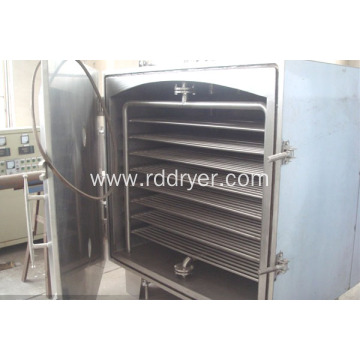 Dryer equipment Round Static Vacuum Dryer YZG Series industrial drying machine