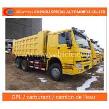 Sinotruk 6X4 HOWO Le Camion a Benne 25t